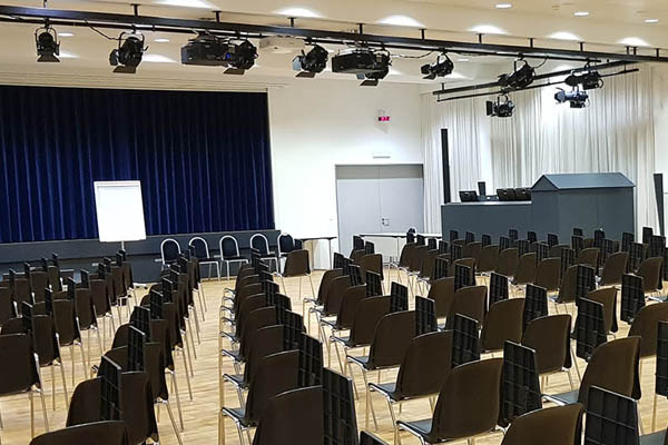 Meetings und Seminare im  SEEDAMM PLAZA