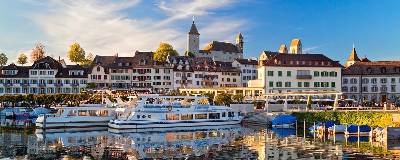 Zürich St Gallen