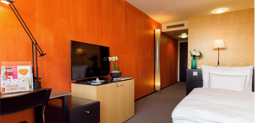 Hotelzimmer Economy Single 522x253