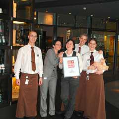 Gastro Award Winner 2008 - Service Team Restaurant PUR(15GM)