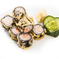 Maki Tempura (fried roll)